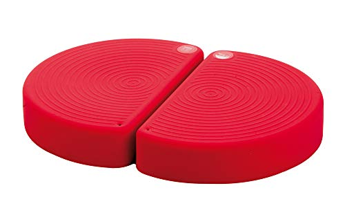 Togu Aero-Step functional, rot, XL, Fitness- und Koordinationstrainer