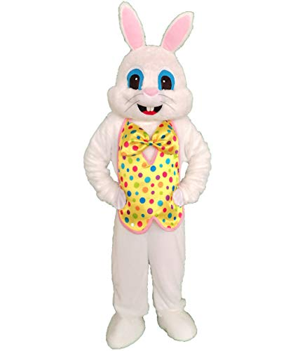 SANEYDER Lustiges Osterhasen-Kostüm für Erwachsene, Halloween-Kostüm