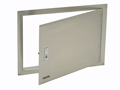 Bull Outdoor Products Stainless Steel Door with Lock and Key