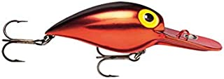 Storm Original Mag Wart 07 Fishing Lure, Metallic Red/Black Back