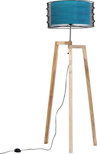 Kare Design Stehleuchte Wire Tripod, hochwertige Design Stehlampe, Wohnzimmerlampe, Leuchte für das Wohnzimmer, moderne Lampe, (H/B/T) 146x48x48cm [Energieklasse A]
