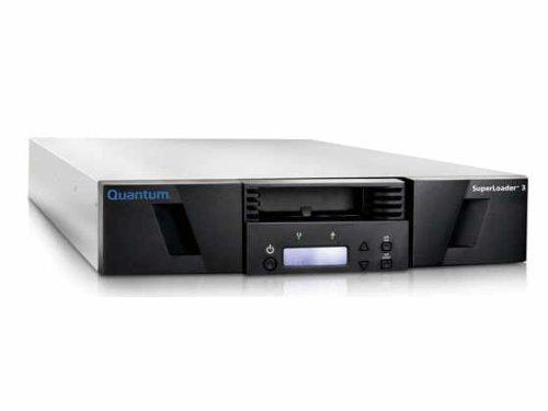Quantum Superloader 3, One LTO-4HH Tape Drive, Model B, 16 Slots, LVD SCSI,rackm