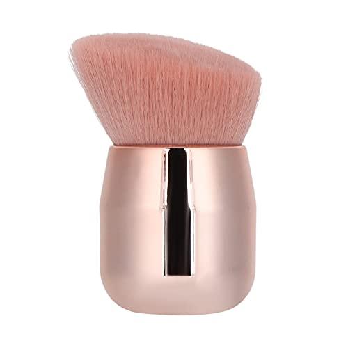Herramientas de maquillaje, Brocha para rubor facial Brocha para polvos multifuncional Suave y esponjosa para uso en salones de maquillaje o uso doméstico para base Blush Bronzer