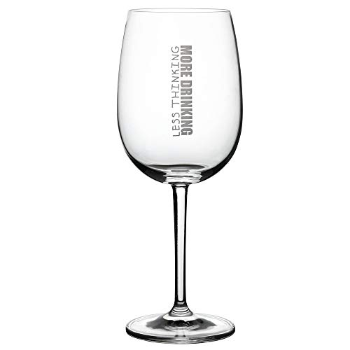 Räder Weinglas More Drinking, Less Thinking