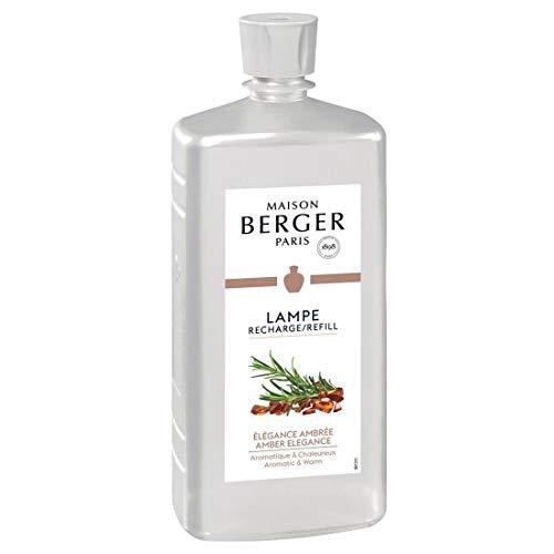 Lampe Berger 116305 Parfum d'intérieur, Plastique, Gris, 10 x 6,6 x 23,7 cm