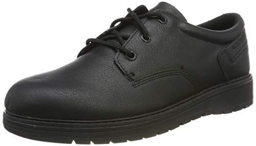 Skechers Gravlen, Zapatos Cordones Oxford Niños