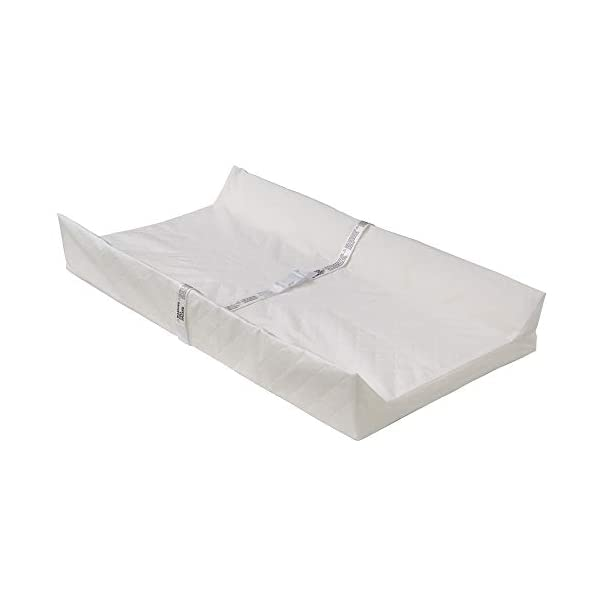 Beautyrest Foam Contoured Changing Pad with Waterproof Cover