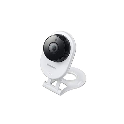 Samsung SNH-E6413BN SmartCam HD WiFi IP Camera with 16GB Micro SD Card (Renewed)