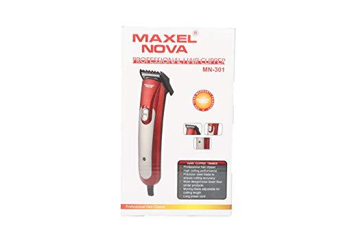 Maxel Nova 301 Men's Electric Trimmer