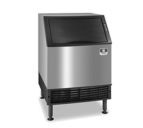 Manitowoc UR 0140A Ice Maker with Bin Cube Style