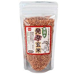 健康フーズ�梶@素焼き発芽玄米 80g