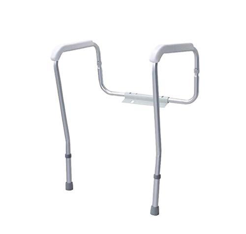 SHOP YJX Barrierefreie Einrichtungen Sicherheits-Handgriff Aluminiumlegierung Old Man WC Geländer Anti-Rutsch-Badezimmer Booster Unterstützung Rails