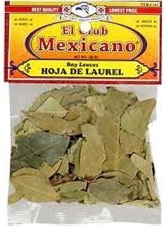 Sponsored Ad - El Club Mexicano Bay Leaves Hoja De Laurel 0.5o Oz Pack of 3