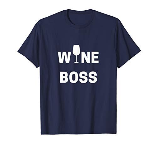 Wine Boss T-shirt...