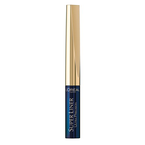 L'Oréal Paris Super Liner Midnight Black, Blue-Black, 1er Pack (1 x 2 ml)