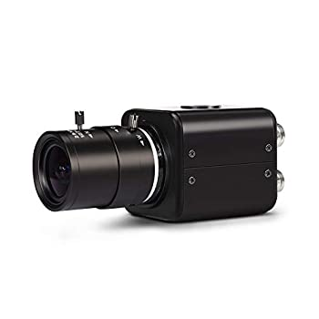 MOKOSE Mini SDI Camera HD-SDI 2 MP 1080P HD Digital CCTV Security Camera 1/2.8 High Sensitivity Sensor CMOS with 2.8-12mm Manual Varifocal HD Lens