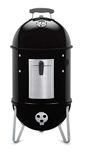 Weber 14-inch Smokey Mountain Cooker, Charcoal Smoker
