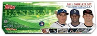 MLB 2011 Topps Holiday Complete Set Series 1 and 2