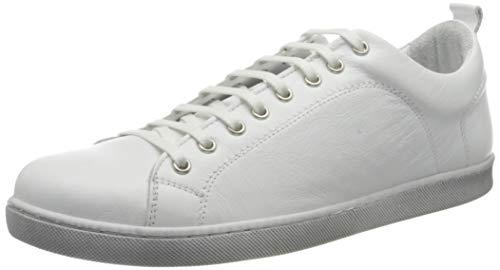 Andrea Conti 0029663, Zapatillas Mujer, Blanco, 40 EU