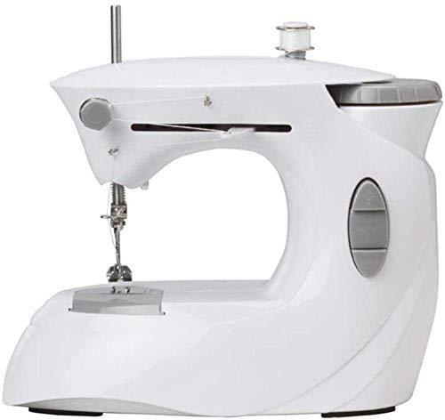 LDLL Naaimachine, draagbaar, voor het maken van naaimachines, draagbaar, klein huis, draagbaar, overlockmachine, als stof