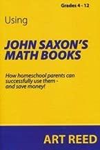 Best john saxon math books Reviews