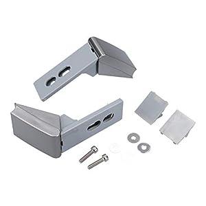 DL-pro - Tirador de puerta para frigorífico Liebherr (9590178)