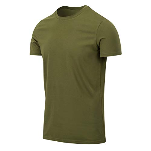 Helikon-Tex T-shirt coupe slim Vert, Grüm., m