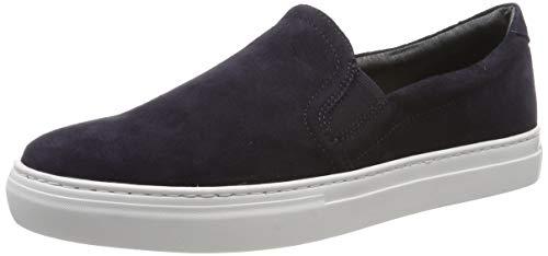 Vagabond Herren Paul Slip On Sneaker, Blau (Indigo 67), 43 EU