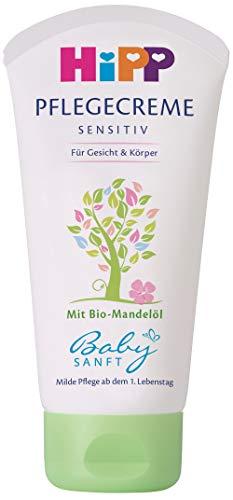 Hipp Babysanft Pflegecreme, 75 ml
