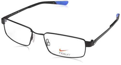 Eyeglasses NIKE 4270 007 SATIN BLACK-PHOTO BLUE