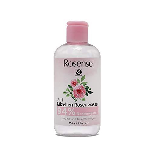 Rosense Mizellen Rosenwasser (250 ml)