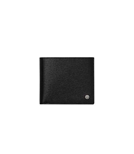 Montblanc Westside Monedero 11 Centimeters Negro (Schwarz)
