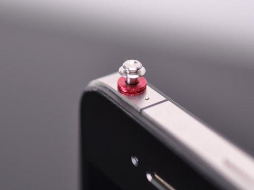 アルマニア『PULLTYPEHEADPHONECAPfor3.5mmPLUG』