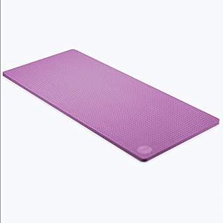 NYKK Exercise Yoga Mat Indoor Thick Yoga Mat Beginner Thick Non-Slip Yoga Mat Flat Support Fitness Yoga Mat Fitness Cushio...