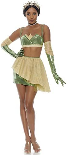 Adult princess tiana costume _image3