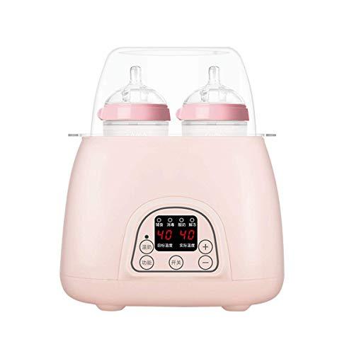 Babyflaschenwärmer 2 in 1 Babyflaschenwärmer Babys Mikrowelle Dampfsterilisator zum Erwärmen von Milch, Flaschensterilisator, kochendes Ei, Sterilisieren, Erhitzen