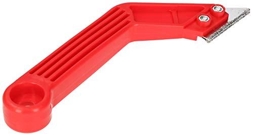 KOTARBAU Rascador de juntas de 50 mm para eliminar mortero de juntas para trabajos de azulejos