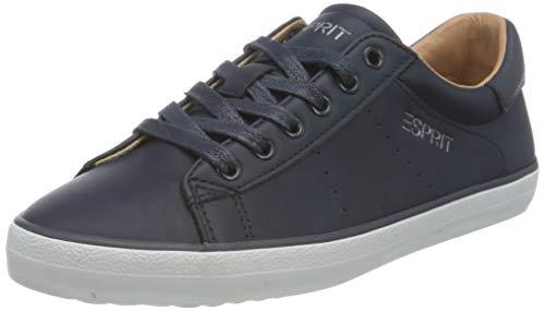 ESPRIT Damen 021EK1W309 Sneaker, 401/NAVY 2, 41 EU