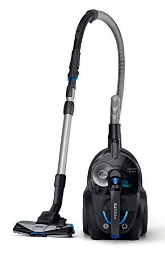 Philips fc9742/09Beutelloser Staubsauger PowerPro Expert, A + AAC, Technologie Power Cyclone 8, Bürste TriActive +, Filter Öko, schwarz 2Liter
