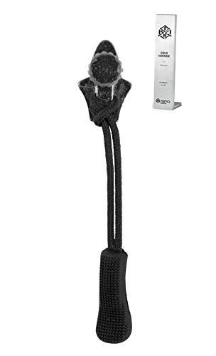 munkees Kit di Riparazione Universale con Cerniera FixnZip per Tutti i Tipi e Dimensioni I Dispositivo di Scorrimento sostitutivo Zipper I I Vincitore ISPO Gold Award 2016/2017