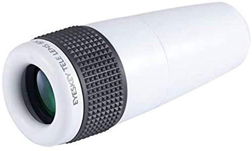 ZHCJH HJTLK 8X32 Binoculares Luz débil Visión Nocturna Observación de Aves Clara Telescopio al Aire Libre Telescopio portátil Espejo de Aves para niños Telescopio Impermeable