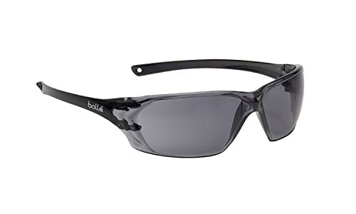 Bolle pripsf Prism veiligheidsbril bril, Smoke Shaded Lens