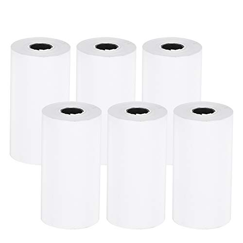 Thermal Printing Paper, Reliable to Use Thermal Receipt Paper, for Small Printer Home School Office