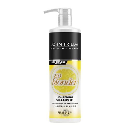 JOHN FRIEDA Sheer Blonde Go Blonder Shampooing...