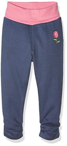 Sigikid Mädchen Leggin, Baby Leggings, Blau (Blue Indigo 292), (Herstellergröße:92)