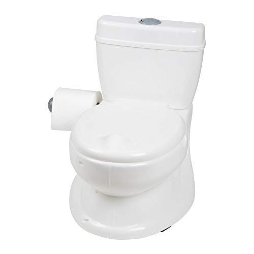 babyGo Potty/Töpfchen für Kinder/Baby - Toilettensitz Kinder - ideal geeignet als Toilettentrainer für Kinder - Kindertoilette/Kindertöpfchen mit Sound