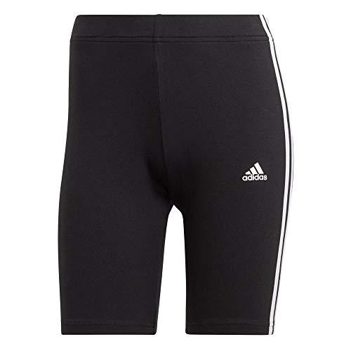 adidas Damen W 3s Bk Sho Leggings, Schwarz/Weiß, S EU
