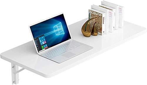 FCYQBF Mesa de Pared Plegable, Escritorio de Mesa abatible montado en la Pared, Mesa de Aprendizaje Escritorio Plegable para computadora, 11 tamaños
