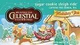 Celestial Seasonings Sugar Cookie Sleigh Ride Herbal Tea 1 Box of 20 Bags