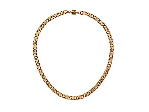Alex and Ani Women's Coil Magnetic Necklace, Rafaelian Gold, One Size